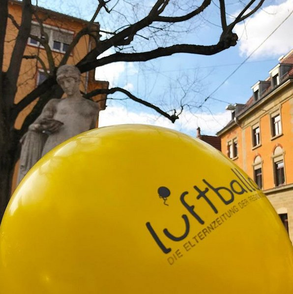 Luftballon on tour - Stuttgart Ost