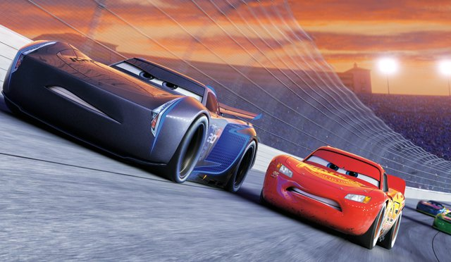 Cars 3 Evolution