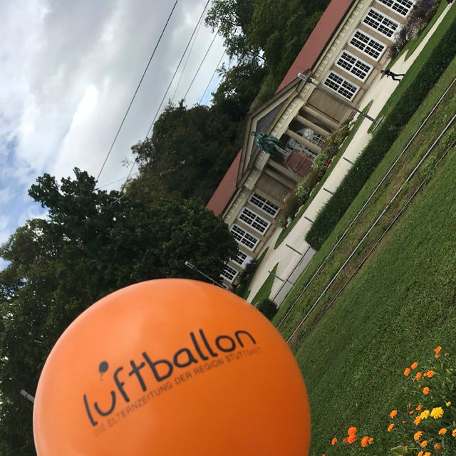 Luftballon on Tour - Stuttgart Bad Cannstatt
